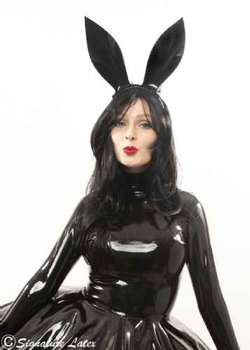 Latex  Bunny Ears